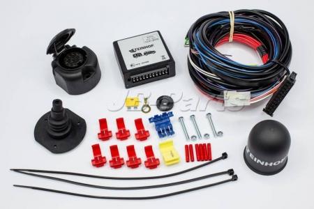 SMP-4PE Kabelset 13 polig universeel met module