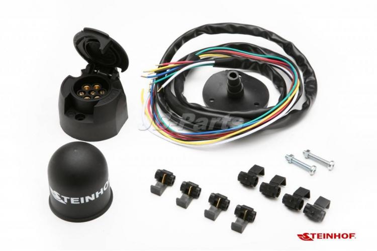 WUK-01  Kabelset 7 polig universeel 1300mm